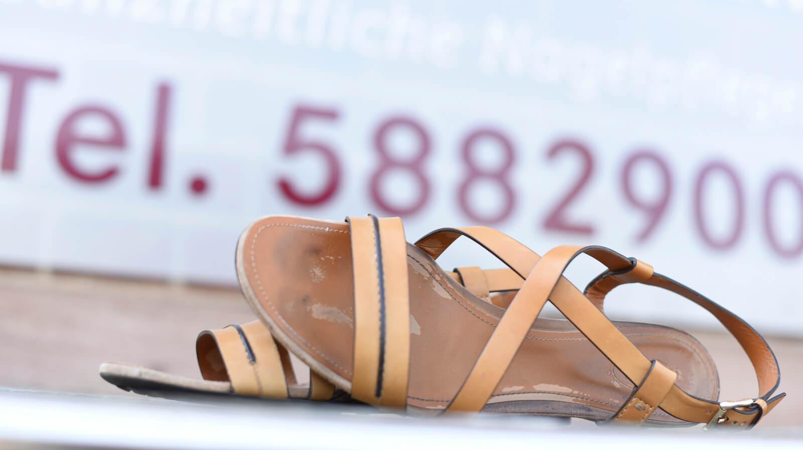 spitzengefühl in Nürnberg ist spezialisiert auf kosmetische Fußpflege.